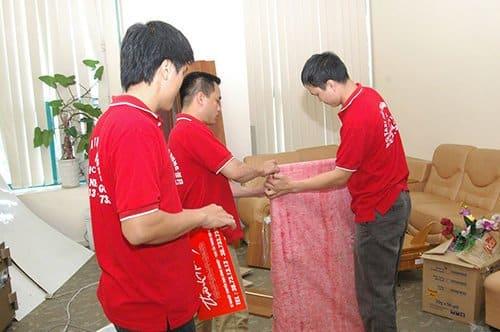 Chuyển nhà trọ giá rẻ chất lượng tại Viet Moving